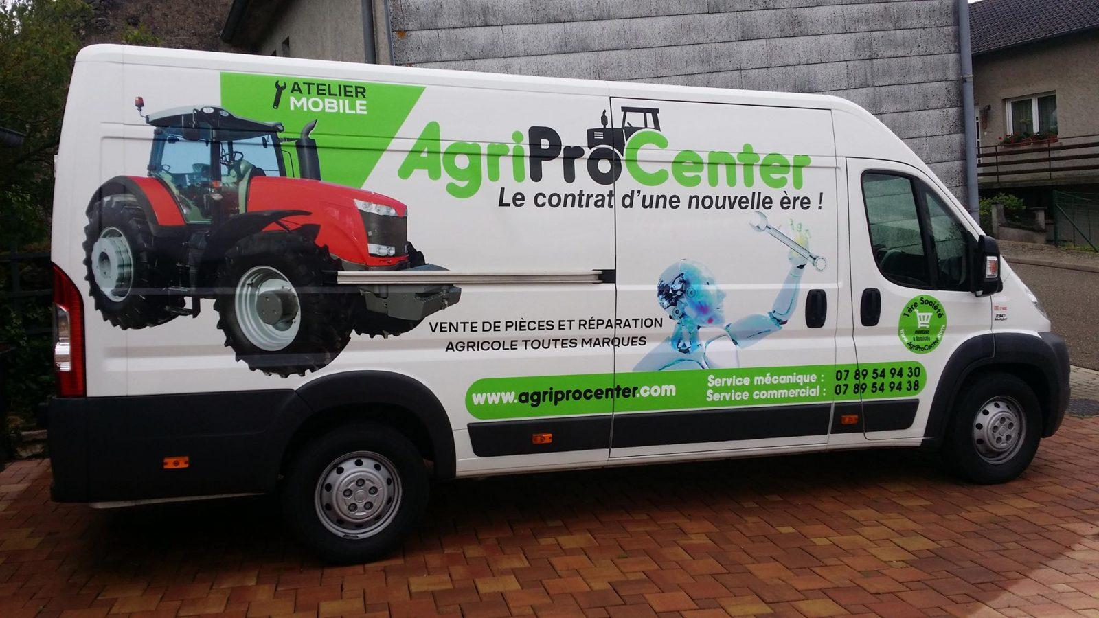 Vente de pièce agricole sur internet
