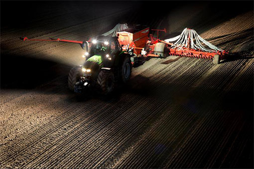 eclairage led agricole